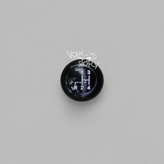 GEAR KNOB BLACK 10 MM