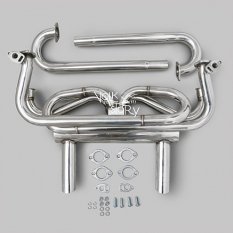 STAINLESS EXHAUST PIPE | MANIFOLD | HEADER