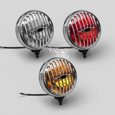"6"" SPOT LIGHT WITH 356 GRILLE MK2 