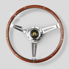 WOLFSBURG STEERING WHEEL WOOD RIM