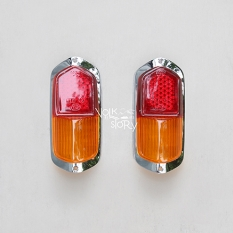 TAIL LIGHT LENS COLOR RED | YELLOW