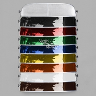 SUNVISOR FOR BEETLE AVAILABLE IN ACRYLIC AND ALLUMINIUM MESH COLORS BLUE | GREEN | YELLOW | ORANGE | RED | BROWN | BLACK | WHITE