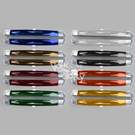 WINDOW VENT SHADES  ACRYLIC, ALLUMINIUM